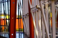 Plus City (austrianpsycho) Tags: building metall gebäude träger pasching stangen pluscity