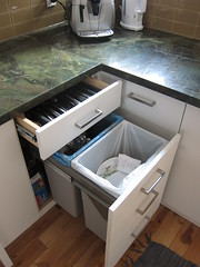 Cutlery Drawer and Waste