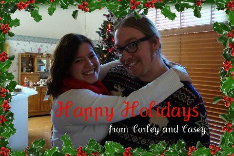 Happy Cheesy Holidays!