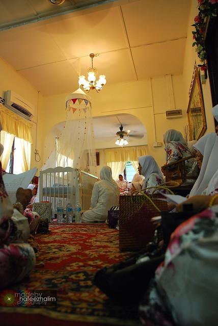 Majlis Aqiqah - Rayyan