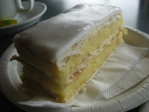 Myrtleford Vanilla Slice