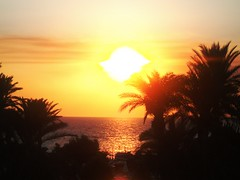 Tropical Sunset (Leo Joseph Griffin Williams) Tags: tropicalsunset takenatantalaya sidenicesunsetatturkey