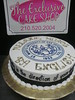 """St. Mary's University Graduation Cake • <a style=""""font-size:0.8em;"""" href=""""http://www.flickr.com/photos/40146061@N06/5278126907/"""" target=""""_blank"""">View on Flickr</a>"""
