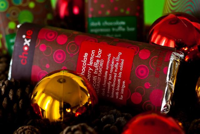 Choxie Chocolate Bars