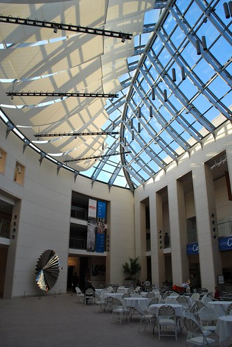 Cafe Area of the Peabody Essex Museum