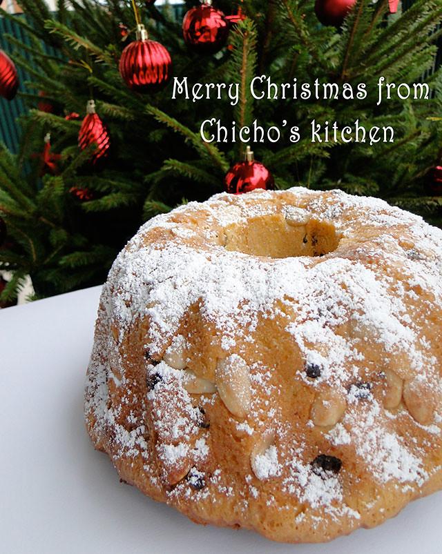 Chicho's Kitchen: kugelhopf & Merry Christmas