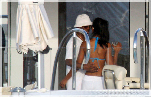 sean-combs-kim-porter-in-st-barths