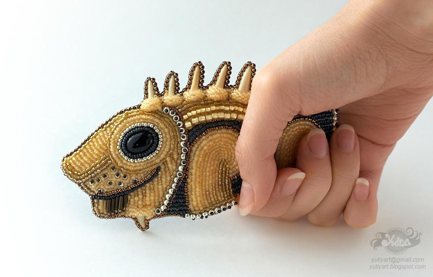 Prehistoric Amphibian