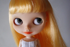 Yvaine: New carved lips and make up