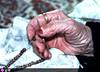 مامان جان (aaye.t) Tags: portrait canon iran oldwoman isfahan 500d مادربزرگ خدا grandmather تسبیح kissx3
