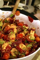 Trotsky salad