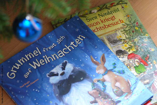 Christmas books for my son
