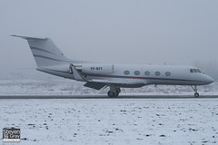 VP-BFF - 186 - Private - Gulfstream II SP - Luton - 101222 - Steven Gray - IMG_7228