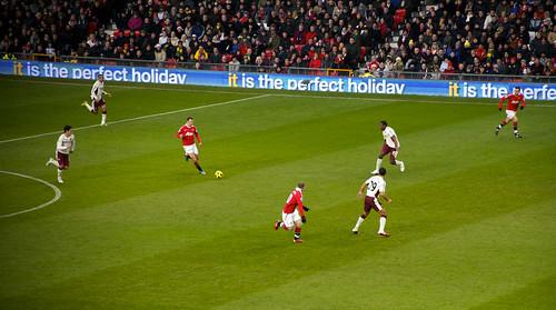 Giggs, Rooney & Berbatov Attack