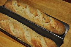Baguettes - bread making machines
