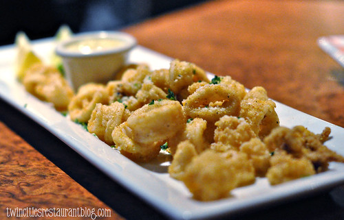 Calamari at CRAVE ~ Mall