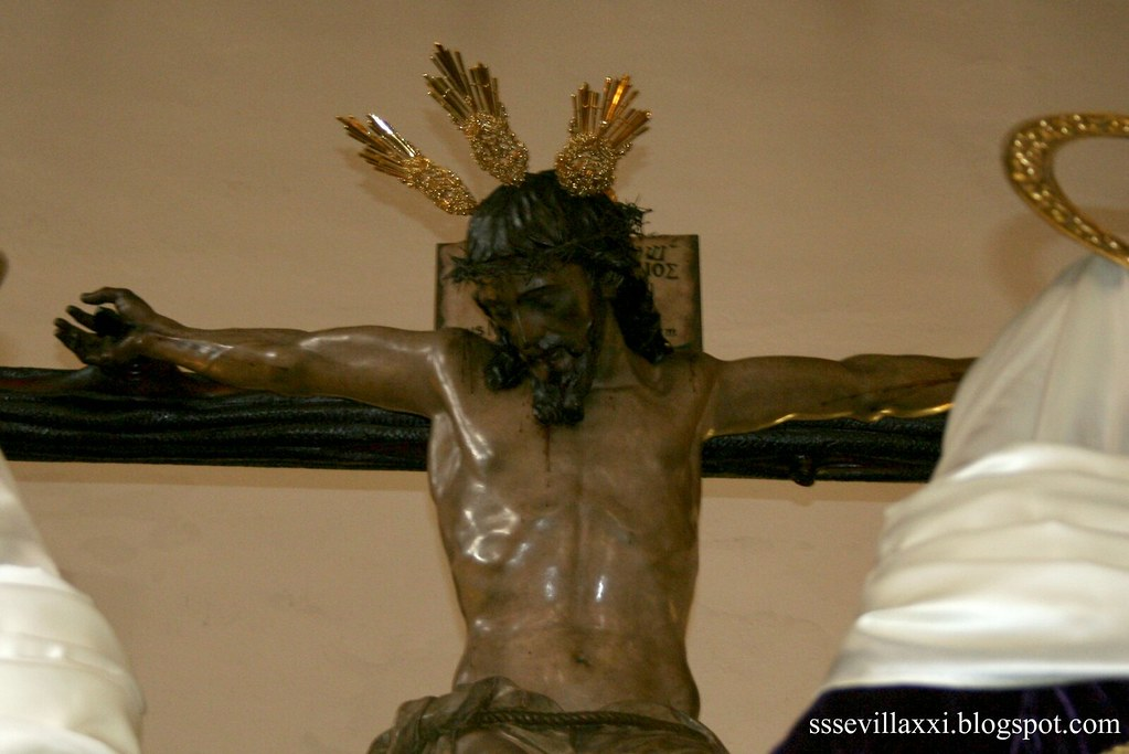 Santísimo Cristo de las Siete Palabras. Miércoles Santo 2007