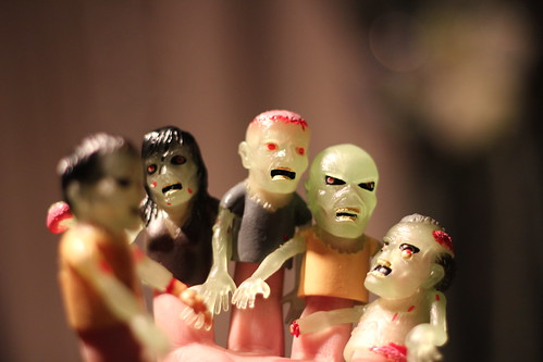 Zombies!!! by cjggbella, on Flickr