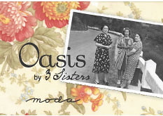 Oasis by 3 Sisters for Moda Fabric