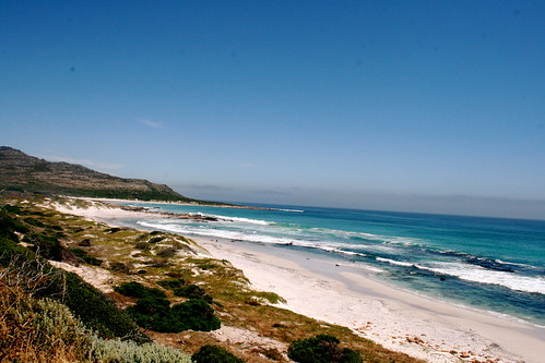 kommetjie- western beaches!  (and home for two nights)