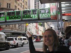 MONORAIL!!! It's easy (Grillen100) Tags: sydney australia australien monorail 2010 itseasy