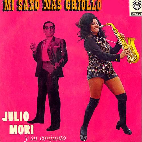 Julio Mori's Creole sax