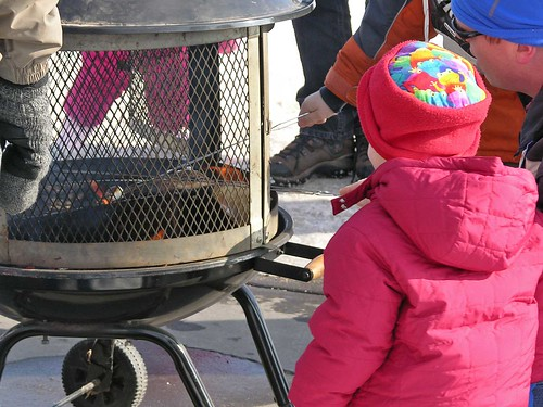 Winter Kite Festival 2006 marshmallow