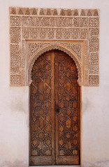 """Door at The Alhambra • <a style=""""font-size:0.8em;"""" href=""""https://www.flickr.com/photos/21540187@N07/5320121537/"""" target=""""_blank"""">View on Flickr</a>"""