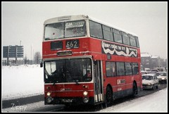 Plodding On (Zippy's Revenge) Tags: snow bus transport bolton leyland fleetline greatermanchester 562 4074 8074 withins gmbuses northerncounties gmn ncme gmbusesnorth bvr74t