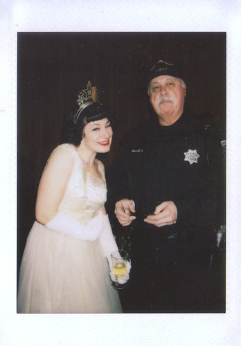 me and a cop on NYE