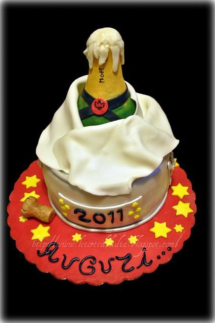 Brindiamo al nuovo anno.....