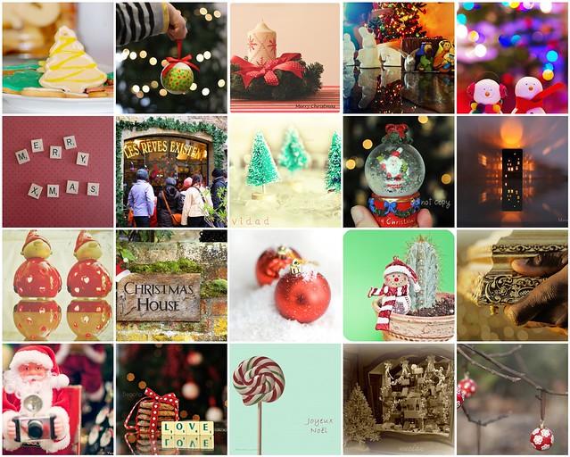Navidad: Mosaico