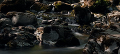 Ullswater falls arty rocks (Owen Seago) Tags: uk trip lake water river waterfall britain lakes lakedistrict gb ullswater