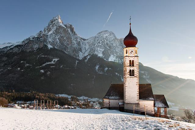 Chiesa di San Valentino - Siusi (BZ)