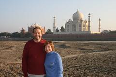 Afternoon Taj