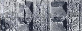 Lajja Gauri. Etruscan. ca 550 bc