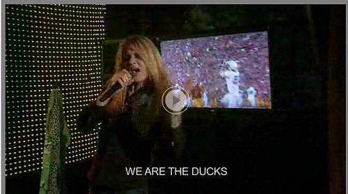 Sebastian Bach Ducks power ballad