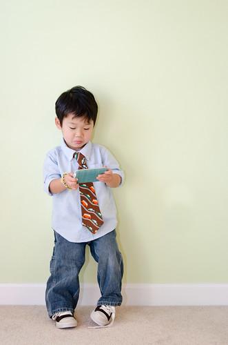 toddler texting-2