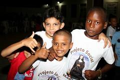 Meninos na feira de artes (vandevoern) Tags: brasil arte adolescente feira criana projeto maranho nordeste educao recreao novohorizonte bacabal vandevoern madrerosa