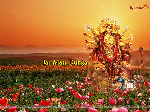Maa Durga Wallpapers Full