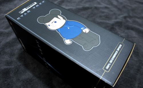 Be@rbrick SPOCK Star Trek 400%