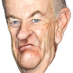 From flickr.com: Bill O'Reilly - Caricature