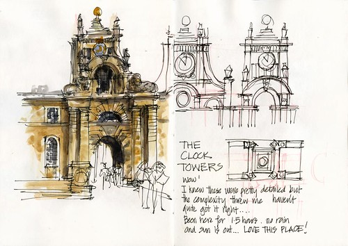 0909TH_03 Blenheim Clock Tower