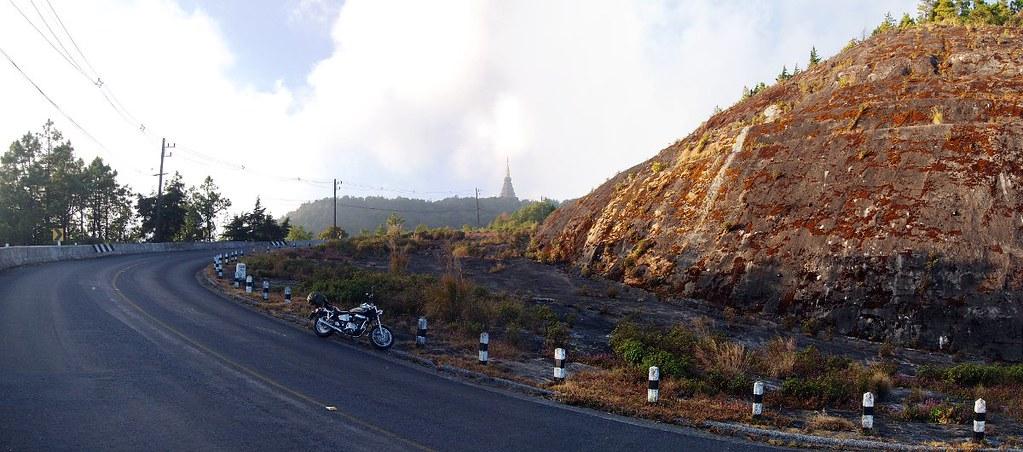 Doi Inthanon. Road View