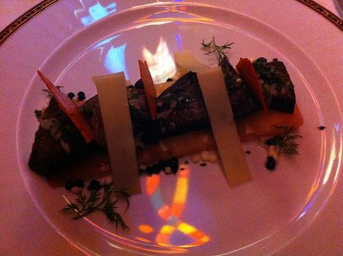 Nouveau Steakhouse - Grilled Portobello