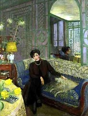 Edouard (Jean-Edouard) Vuillard, Portrait Of Marcelle Aron, Wife Of Tristan Bernard (1866-1929-1914)