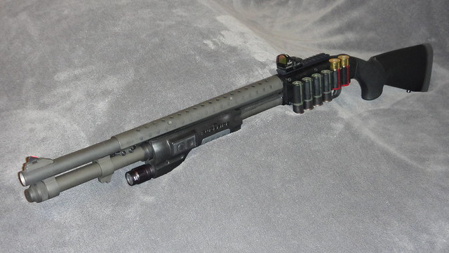 Mossberg 590A1 *Updated Pictures* - Calguns net