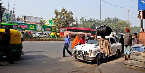 Streets of Delhi I