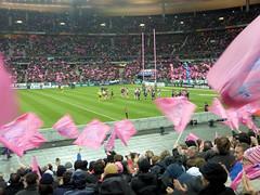 La victoire du Stade Français 31 à 3