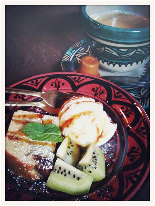モロッコ料理デザート class=